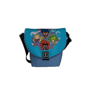 Kawaii Marvel Super Heroines Messenger Bag