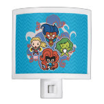 Kawaii Marvel Super Heroines Night Light
