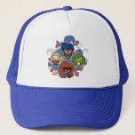 Kawaii Marvel Super Heroines Trucker Hat
