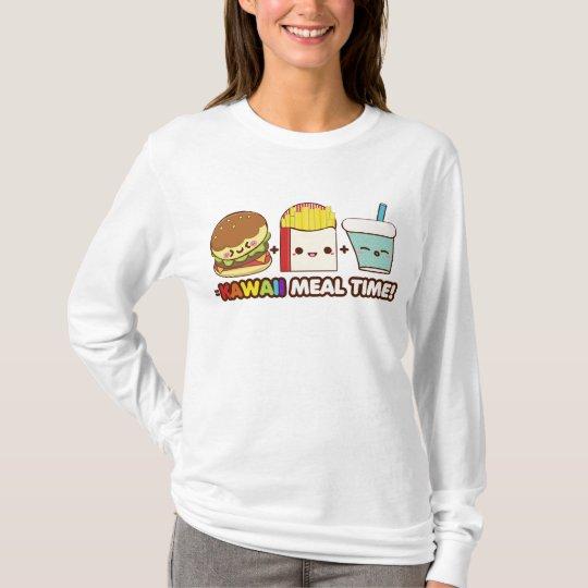 Kawaii Meal Time T-Shirt