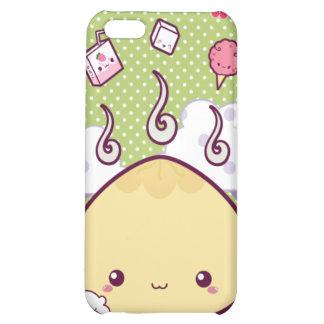 Kawaii Meat Bun iPhone 5C Cover