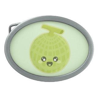 Kawaii Melon Belt Buckle