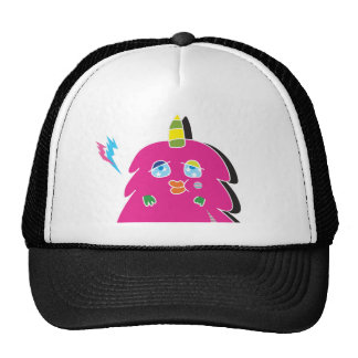 Kawaii Monster pink. Trucker Hat