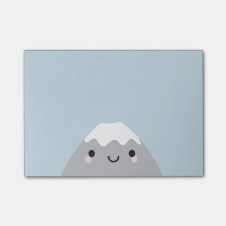Kawaii Mt Fuji San Post-it® Notes
