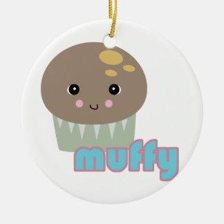 kawaii muffy muffin ornament