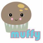 kawaii muffy muffin photo sculpture