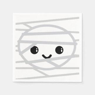 Kawaii Mummy Napkins Paper Napkin