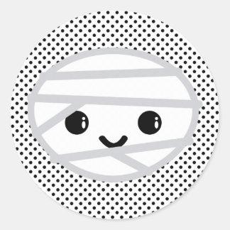 Kawaii Mummy Stickers