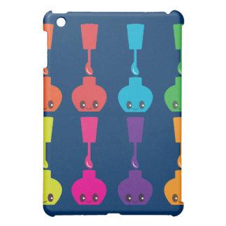 Kawaii Nail Polish iPad Case