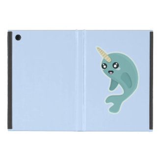 Kawaii Narwhal Cases For iPad Mini