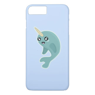 Kawaii Narwhal iPhone 7 Plus Case