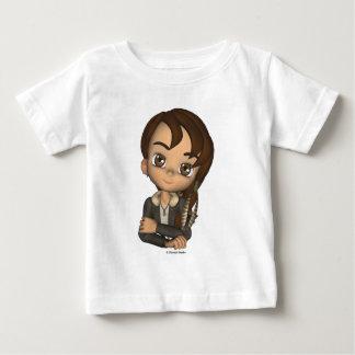 Kawaii Native American Boy T-Shirt