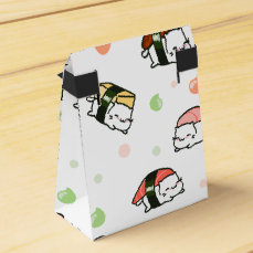 Kawaii Neko Nigiri Favor Box