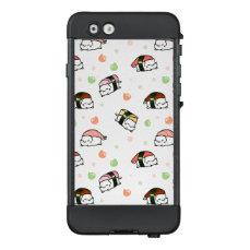 Kawaii Neko Nigiri LifeProof NÜÜD iPhone 6 Case