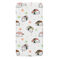 Kawaii Neko Nigiri Matte iPhone 6 Case