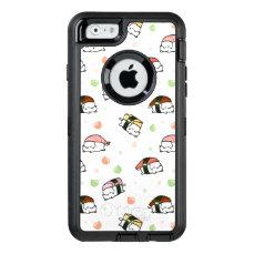 Kawaii Neko Nigiri OtterBox Defender iPhone Case