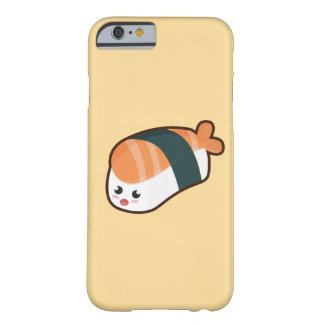 Kawaii nigiri Salmon Barely There iPhone 6 Case