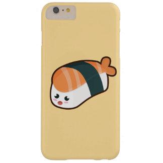 Kawaii nigiri Salmon Barely There iPhone 6 Plus Case