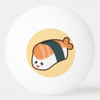Kawaii nigiri Salmon Ping Pong Ball