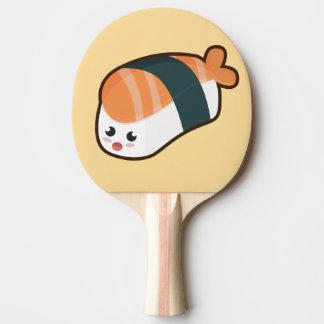 Kawaii nigiri Salmon Ping Pong Paddle