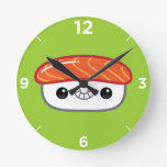 Kawaii Nigiri Sushi Clock