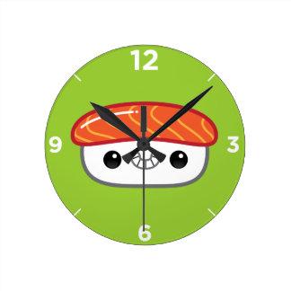 Kawaii Nigiri Sushi Clock