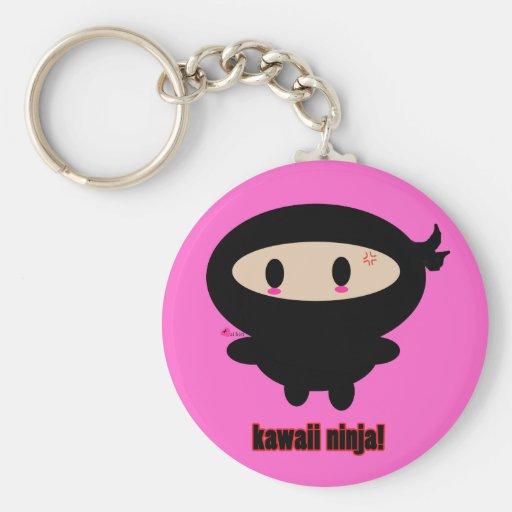 Kawaii Ninja Keychain