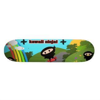 Kawaii Ninja Tablas De Skate