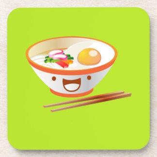 Kawaii Noodles Beverage Coaster