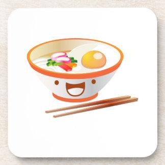 Kawaii Noodles Drink Coaster