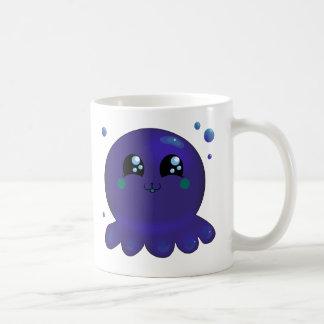 Kawaii Octopus Coffee Mug
