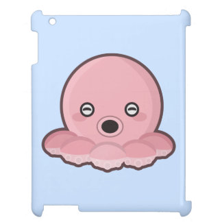 Kawaii Octopus Cover For The iPad
