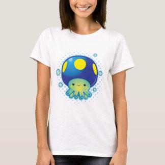 Kawaii Octopus Mushroom T-Shirt