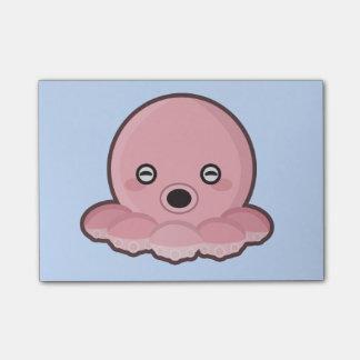 Kawaii Octopus Post-it® Notes