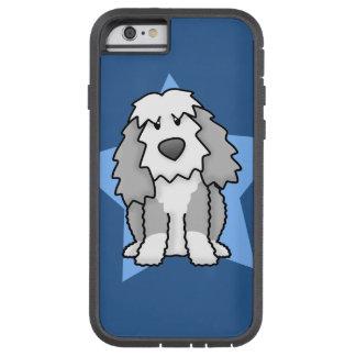 Kawaii Old English Sheepdog iPhone 6 Case