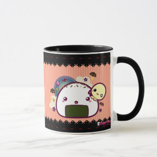 Kawaii Onigiri Attacked! Mug