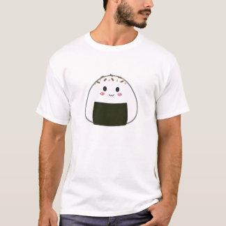 "Kawaii ""Onigiri"" Rice Ball with Toppings T-Shirt"