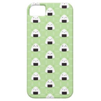 Kawaii Onigiri Rice Balls iPhone SE/5/5s Case