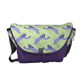 Kawaii Opabinia Courier Bag