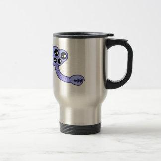 Kawaii Opabinia Travel Mug