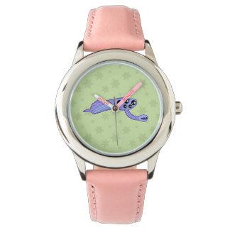 Kawaii Opabinia Watches