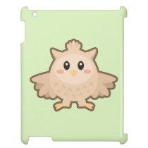 Kawaii Owl Case For The iPad 2 3 4