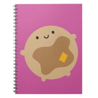 Kawaii Pancaket Notebook