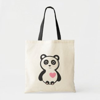 Kawaii Panda bag