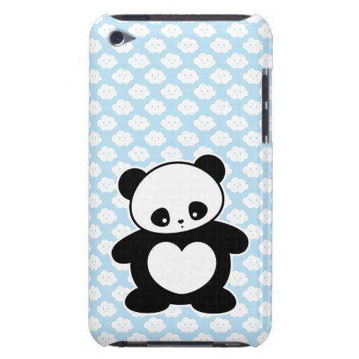 Kawaii panda barely there iPod case