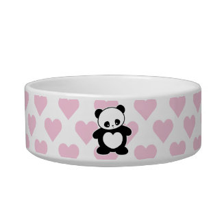 Kawaii panda bowl