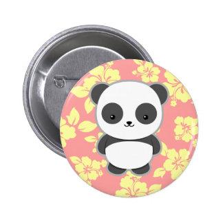 Kawaii Panda Button