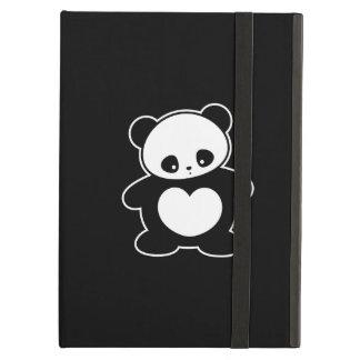 Kawaii panda cover for iPad air