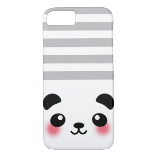 Kawaii Panda Face iPhone 7 Case