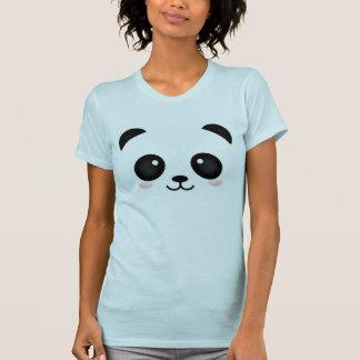 Kawaii Panda Face Shirt